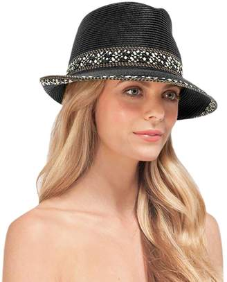 Eric Javits Designer Women's Luxury Headwear Hat - Big Deal