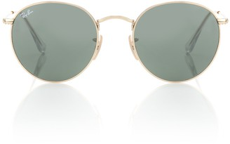 Ray-Ban RB3447 round sunglasses