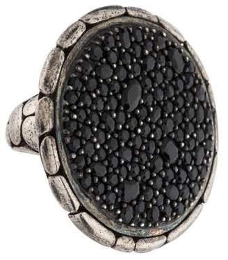 John Hardy Kali Lava Ring
