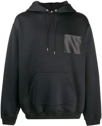 Oamc kangaroo pocket hoodie