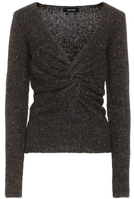 Isabel Marant Edge baby alpaca-blend sweater