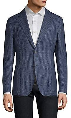 Strellson Men's Mandoc Wool Blend Slim-Fit Sportcoat