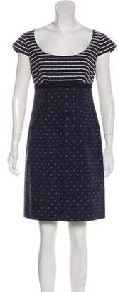 Philosophy di Alberta Ferretti Short Sleeve Mini Dress