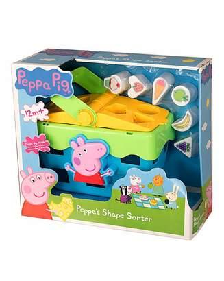 Peppa Pig Shape Sorter