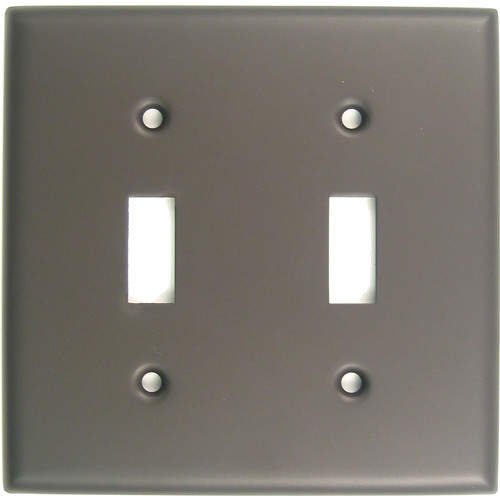 Rusticware Double Switch Plate