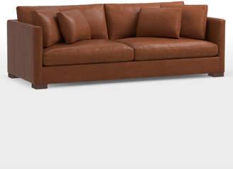 Rejuvenation Wrenton 8' Leather Sofa