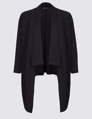 Marks and Spencer CURVE Long Sleeve Cardigan