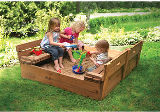 Badger Basket Cedar 4' Rectangular Sandbox