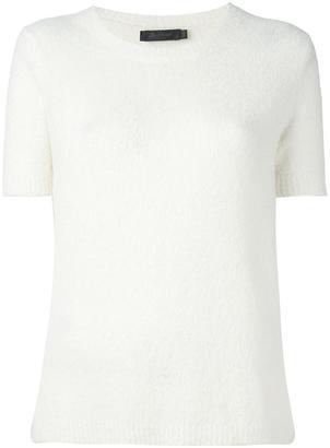 Calvin Klein short sleeve jumper $541.48 thestylecure.com