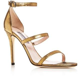 Sarah Jessica Parker Women's Halo Strappy High-Heel Sandals