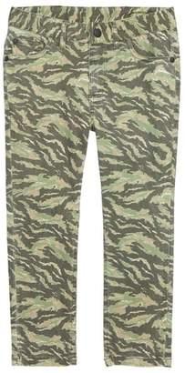 SUPERISM Hawk Camo Print Pants