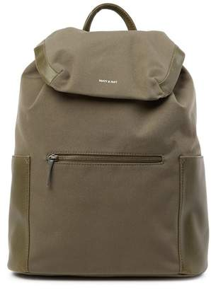 Matt & Nat Greco Vegan Leather Backpack