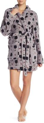 PJ Salvage Heart Print Robe