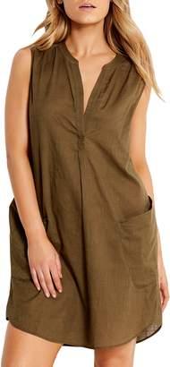 Seafolly Palm Beach Cover-Up Dress