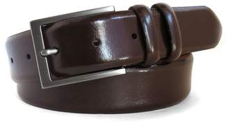 Boconi Double Loop Leather Belt