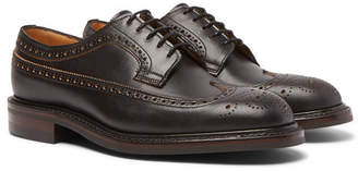 Cheaney Addison Leather Wingtip Brogues