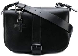 A.F.Vandevorst buckled crossbody bag