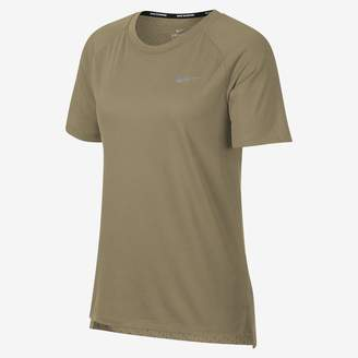 Nike Dri-FIT Tailwind Women's Short Sleeve Running Top