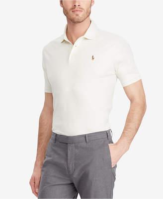 Polo Ralph Lauren Men Classic-Fit Soft-Touch Cotton Polo