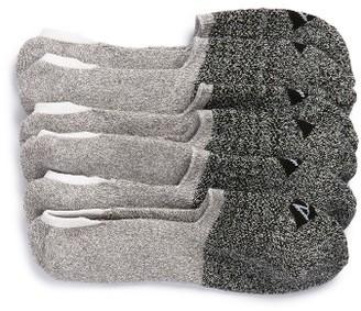 Men's Sperry Sport Stripe 3-Pack Performance Liner Socks $18 thestylecure.com