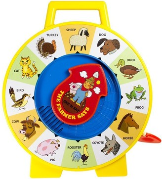 Fisher-Price Classics See n' Say The Farmer Says