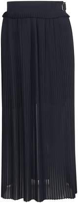 Golden Goose Belted Midi Skirt