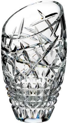 Waterford Fleurology Slant Clea Vase