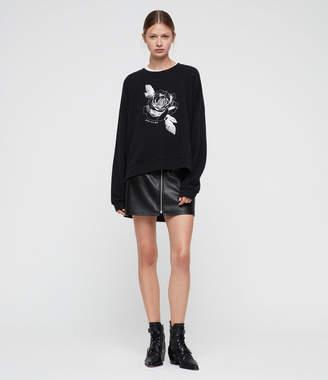AllSaints Romy Lo Sweatshirt