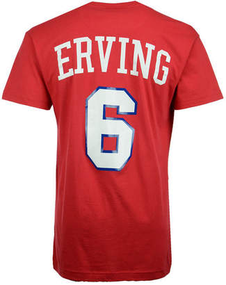 Mitchell & Ness Men Julius Erving Philadelphia 76ers Hardwood Classic Player T-Shirt
