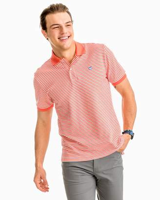 Southern Tide Skipjack Striped Polo