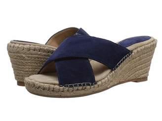 Johnston & Murphy Arlene Cross Band Women's Sandals