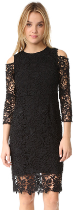 Shoshanna Pia Lace Dress $395 thestylecure.com