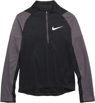 Nike Dri-FIT Half Zip Running Top