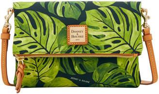 Dooney & Bourke Montego Foldover Zip Crossbody
