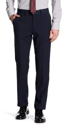 English Laundry Finchley Slim Fit Sharkskin Trouser $85 thestylecure.com