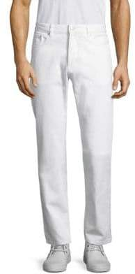 Ami Fit White Jeans