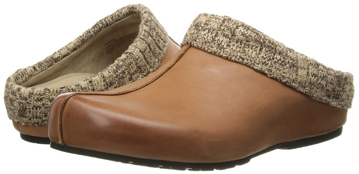 Aetrex Aetrex - Krista Clog Sweater Rim Women's Clog Shoes