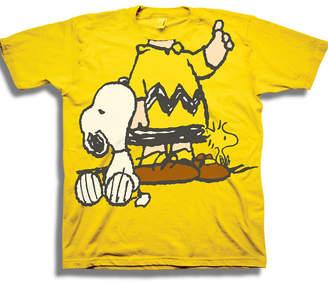 Peanuts Boys Short Sleeve T-Shirt-Toddler