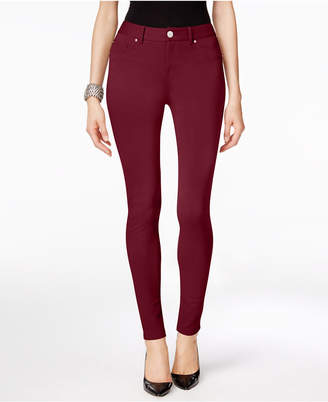 INC International Concepts I.N.C. Petite Ponte Skinny Pants, Created for Macy's