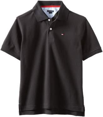 Tommy Hilfiger Big Boys' Short Sleeve Ivy Polo Shirt