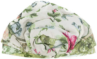 Antonio Marras floral print turban