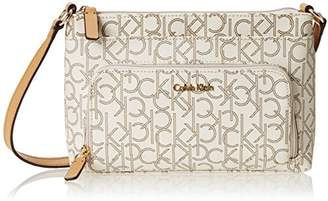 Calvin Klein Top Zip Saffiano Mini Bag
