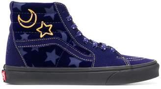Vans Sk8-hI x Disney sneakers