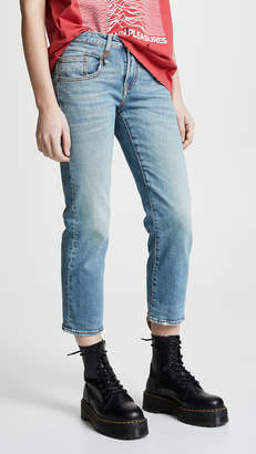 R 13 The Boy Straight Jeans