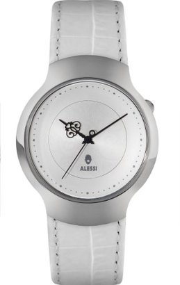 Alessi (アレッシー) - Dressed Women 's Watch Color :ホワイト