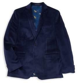 Lauren Ralph Lauren Boy's Velvet Blazer