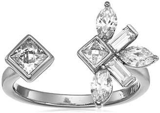 Nicole Miller Nmny Cosmic Asymmetrical Cuff Ring