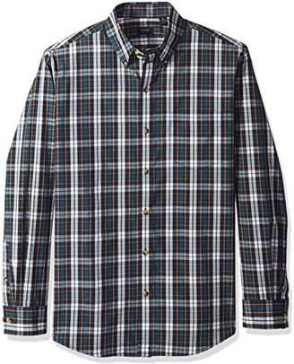 Arrow Men's Long-Sleeve Plaid Shirt