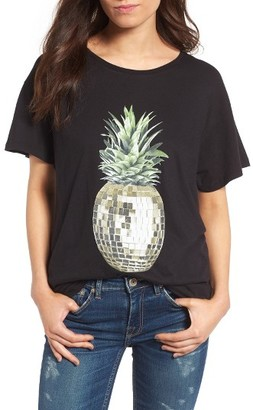 Women's Wildfox Party Pineapple Tee $68 thestylecure.com