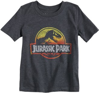 Toddler Boy Jumping Beans Jurassic Park Graphic Tee
